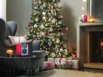 Make your true love's Christmas sound even better, with the gift of digital radio