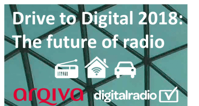 First speakers announced for Drive to Digital 2018