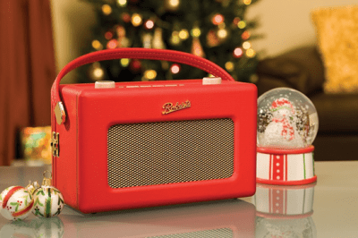 Get into the Christmas spirit with digital radio