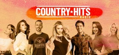 New Country Hits Radio station launches